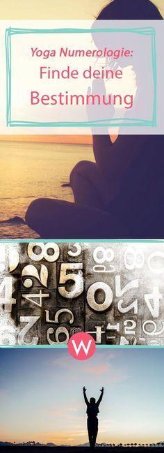 Mit der tantrischen Numerologie kannst du deine Bestimmung herausfinden. #esoterik #persönlichkeitstest #tantra