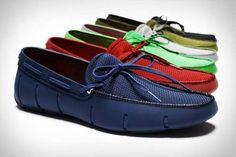Chic Boating Shoes