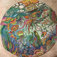 Inspirational Coloring Pages by Amanda Botterweck
