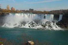 Niagara Falls as a childe