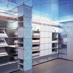 Architectural systems | constructiv CLIC | Burkhardt Leitner. Check it out on Architonic