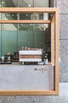 Image result for kyu coffee bar