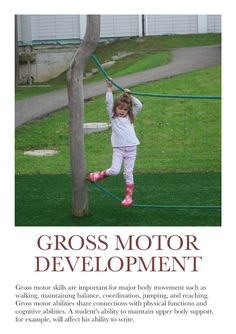 Early Learning at ISZL: For Parents: an information booklet about outdoor learning Play Based Learning, Learning Through Play, Early Learning, Kids Learning, Learning Support, Gross Motor Activities, Gross Motor Skills, Physical Activities, Eyfs Activities