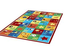 Kids Rug ABC Animals 3' X 5' Children Area Rug anti skid ... https://www.amazon.com/dp/B01EKWCOA2/ref=cm_sw_r_pi_awdb_x_gz9YzbY90ABD5