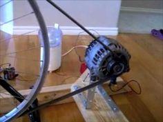 Bicycle Generator | LikeCrap