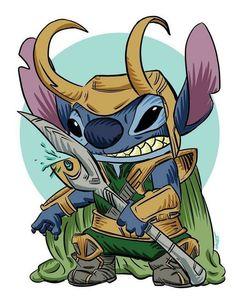 Marvel Fan Art, Loki Marvel, Avengers Fan Art, Marvel Comics, Cute Disney Drawings, Cute Drawings, Loki Drawing, Loki Art, Stitch Drawing