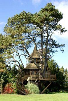 Tree House Hotel | Tree house hotel | Treehouses vRecommended by http://www.londonlocks.com/ London Locksmiths