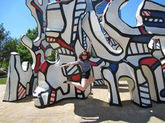 Fun parks in Houston, Texas