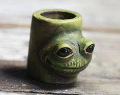 Auge Dreadlock Dread Perle 10mm