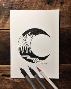 """21.2 χιλ. """"Μου αρέσει!"""", 350 σχόλια - Sam Larson (@samlarson) στο Instagram: """"Thanks for watching me draw and the questions. Let's do it again soon. Here's a photo of the…"""""""