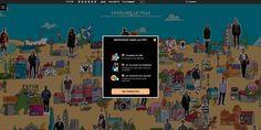 Zoom sur « Cité orientée » Cité orientée est un webdocumentaire réalisé par France Télévision Éducation sur le travail et l'orientation professionnelle. La présentation est originale puisque le webdocumentaire se présente sous forme de ville virtuelle avec des habitants. Chaque habitant parle d'un métier qu'il souhaiterait faire et réalise un stage pour avoir