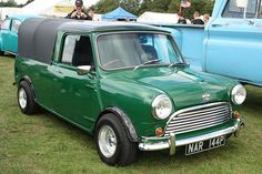 1976 Austin Mini Pick Up