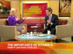Watch this great video about the importance of Vitamin D. Are you getting enough?