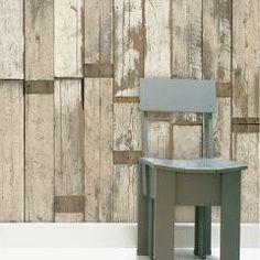 Piet Hein Eek: Scrapwood Wallpaper PHE-02