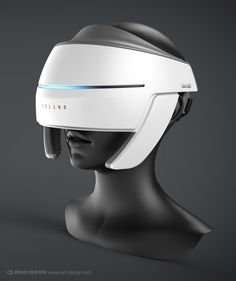Total VR And Technology. To say that virtual reality technology has actually finally gotten here would not be proper, however it is closer than ever. Design Web, Art Design, Design Case, Graphic Design, Design Logo, Futuristic Technology, Futuristic Design, Wearable Technology, Futuristic Helmet