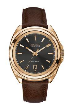Image of Bulova Men's Accu Swiss Watch
