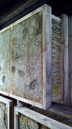 Стеновые панели из тростника