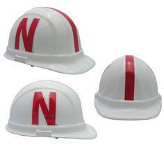 University of Nebraska Cornhuskers - hard hat