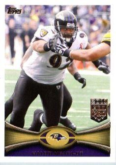 2012 Topps Football Card  189 Haloti Ngata - Baltimore Ravens (NFL Trading  Card) 3726c1363