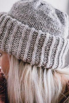 ISO CHUNKY BEANIE + 3 ERIKOKOISTA PÄÄTÄ - No Home Without You Knitting Socks, Knitted Hats, Knitting Patterns, Crochet Patterns, Crochet Yarn, Beanie, Textiles, Sewing, Handicraft