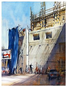 thomas w schaller: fine art in watercolor