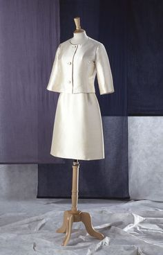 Jacket and skirt | John Cavanagh | V&A Search the Collections