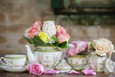 high tea decor - Google Search