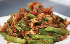 Tumis Buncis & Tempe: Hidangan Sehat di Pagi Hari