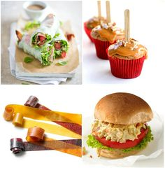 30  Back to School Lunchbox ideas, for something different than the usual sambo :)
