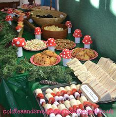 Enchanted Forest Party | Cold Tea & Smelly Nappies Enchanted Forest Party | MOTHERHOOD : THRIFT : LIFE : RANDOMNESS