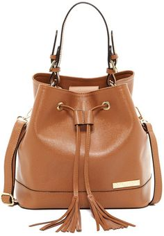 Nordstrom Rack Persaman New York Jessica Leather Bucket Bag - Find it on Donde Fashion