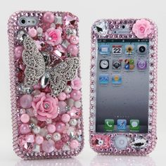 iphone 5 5S 5C  4/4S Handcrafted Case Cover by Star33mall on Etsy, $75.50