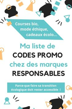 code promo pour de nombreuses marques eco responsables Yoga Legging, Code Promo, France Europe, Green Life, Save The Planet, Sustainable Fashion, Sustainability, Budgeting, Finance