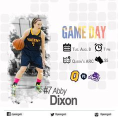 It's GAME DAY! The women's  team hits the court in an exhibition match against NCAA Div I Abilene Christian tonight at 7pm at the ARC. Tickets are just $5 at the door or at http://ift.tt/1sVAUVo see you there! #ChaGheill - http://ift.tt/1HQJd81