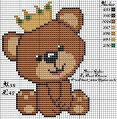 Thrilling Designing Your Own Cross Stitch Embroidery Patterns Ideas. Exhilarating Designing Your Own Cross Stitch Embroidery Patterns Ideas. Cross Stitch Baby, Cross Stitch Animals, Cross Stitch Kits, Cross Stitch Charts, Cross Stitch Patterns, Hama Beads Patterns, Beading Patterns, Cross Stitching, Cross Stitch Embroidery