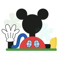 Disney Mickey Mouse Clubhouse Digital CLIP ART by Digicute on Etsy, $2.50