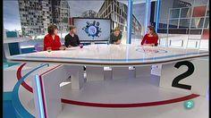 Com avui és el DIA INTERNACIONAL DE LA DONA TREBALLADORA, us penjo un debat a TVE que vaig participar fa 2 anys. 18 minuts.