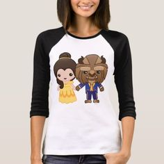 Disney Emoji Gifts on Zazzle Disney Princess Gifts, Disney Beauty And The Beast, Cute Beauty, Disney Shirts, Graphic Sweatshirt, T Shirt, Colorful Shirts, Fitness Models, How To Wear