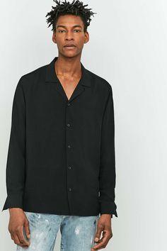 Loom - Chemise noire à manches longues