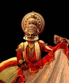 Onam Festival, Kathakali, Kerala