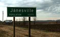 janesville images | About 1/6 of Janesville's population lost their jobs.