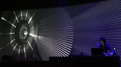 Arc.Cyclotone. Live footage of my audio-visual performance at Arc Festival, Bristol, 2013.  I repurposed Cyclotone to accommodate the expans...