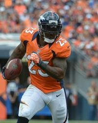Willis McGahee  #23 RB - Denver Broncos