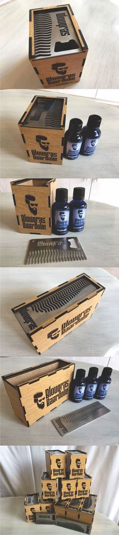 Our gift box sets are here!!  |  Credit Card Stainless Steel #BeardComb + 2 x 30ml #BeardOils of your choice + Wooden #Gift Box = R400  |  Long Stainless Steel #Beard #Comb + 3 x 30ml of your choice + Wooden Gift Box = R580  |  (prices exclude courier/delivery charges)  |  LIMITED STOCK. CALL NOW!! 084 545 4016