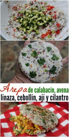 Lunch Snacks, Lunch Recipes, Healthy Snacks, Vegetarian Recipes, Healthy Recipes, Vegan Pastries, Venezuelan Food, Fast Metabolism Diet, Savory Breakfast