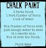 Recipe for Chalk Paint Furniture - Bing Images