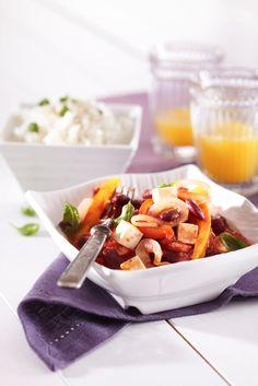 Kidneypapukastike | Kasvisruoat | Pirkka #food #vegetarian #ruoka #kasvisreseptit