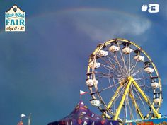#3 in our contest is the Ferris Wheel