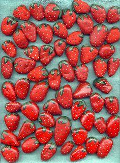 Strawberry Rocks How-To