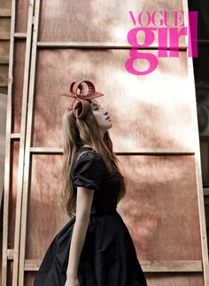f(x)'s Victoria in Vogue Girl Korea September 2012